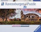 Ravensburger puzzel Coloseum bij zonsopgang - panorama - Legpuzzel - 1000 stukjes
