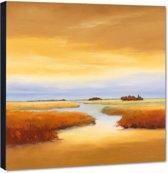 Down the river l – 70x70 cm – Hans Paus – PixaPrint – AB0277-1