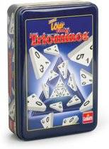 Triominos Travel Tour Edition (Tin)