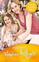 Omslag van 'Amber trilogie'