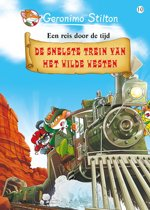 De snelste trein van het Wilde Westen