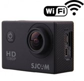 SJCAM SJ4000 WiFi Full HD Action Cam (Actie Sport Camera) ZWART WIFI