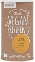 Purasana  Vegan Protein Erwt goji vanille