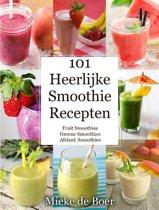 Omslag van '101 heerlijke smoothie recepten'