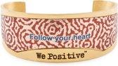 We Positive™ Pink gold BN010
