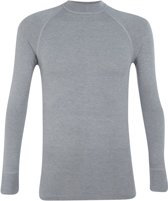 RJ Bodywear - Thermoshirt - Heren - XL - Grijs
