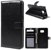 Cyclone wallet case hoesje Samsung Galaxy S7 zwart