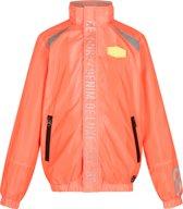 Retour Jeans Jongens Zomerjas - Neon orange - Maat 134/140