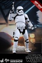 Star Wars Episode VII MMS Action Figure 1/6 First Order Stormtrooper Squad Leader Exclusive 30 cm