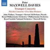 Wallace, John/Stewart Mciiwham, Ao. - Davies; Trumpet Concerto