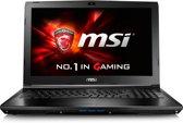 MSI GL62 6QD-016NL - Gaming Laptop