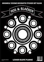 Origineel set kliko decoratie stickers Hos&Blaêren