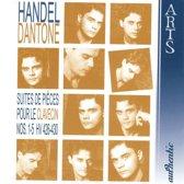 Handel: Suites De Pieces Pour Le Clavecin Nos. 1-