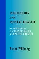 Meditation and Mental Health
