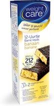 Weight Care Maaltijdreep 12-Uurtje Banaan - 2 stuks