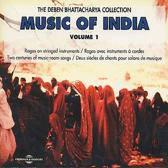 Music of India Vol.1