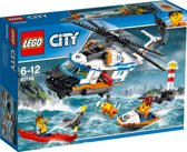 LEGO City Zware Reddingshelikopter - 60166