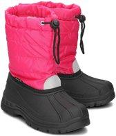 Playshoes Winterlaarzen met trekkoord Kinderen - Roze - Maat 24-25