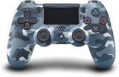 Sony PlayStation 4 Wireless Dualshock 4 V2 Controller - Camo Blauw - PS4