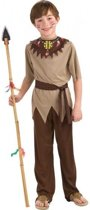 Indiaan - Kostuum - 3-4 jaar