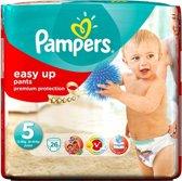 Pampers easy ups junior 4 26 st