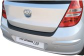 RGM ABS Achterbumper beschermlijst Hyundai i30 HB 5 deurs -2010 Zwart