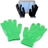 iGlove Touchscreen handschoenen (touch gloves), Groen