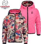 Vingino Meisjes Zomerjas - Peach Pink - Maat 164