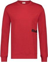 Ballin Amsterdam Side Logo Sweater Red