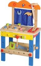 Lelin Toys - Speelgoed Werkbank - 39 delig