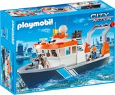 Playmobil  Sleepboot