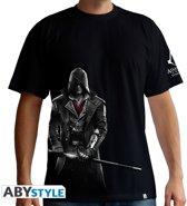 Assassin's Creed - Jacob Men's T-shirt Black (Maat L)
