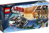LEGO The Movie Achtervolging - 70802
