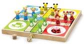 Viga Toys - Mens Erger Je Niet - Ludo - Klasssiek Spel