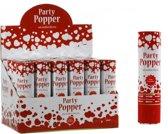 Bruiloft party popper 20 cm 1x