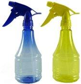Plantenspuit - transparant - 450 ml