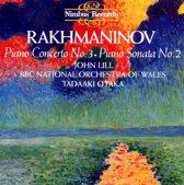 Piano Sonata No.2 / Piano Concert