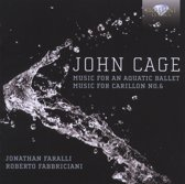 Cage: Music For An Aquatic Ballet, Music For Carri
