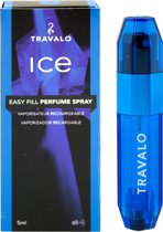 Travalo Ice Blue - 5 ml - Eau de toilette