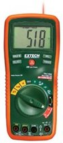 Extech EX470: 12 functies TRMS Professionele multimeter en infrarood thermometer
