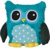 WARMIES  Owl Blue