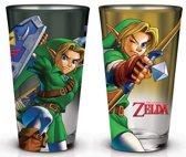 The Legend of Zelda - Pint Glass 2 Pack
