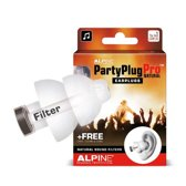 Alpine Partyplug Pro Natural oordoppen