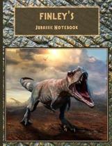 Finley's Jurassic Notebook
