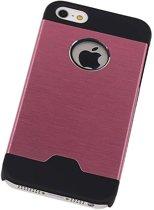iPhone 5 Roze | Lichte Aluminium Hardcase  | WN™