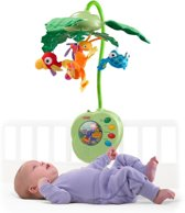 Fisher-Price Rainforest Kiekeboe Blaadjes - Muziekmobiel