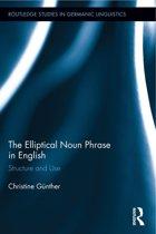The Elliptical Noun Phrase in English