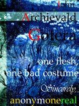 One Flesh, One Bad Costume: Sincerely, Anonymonereal