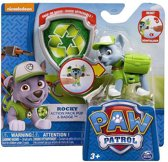 Paw Patrol Pup and Badge - Rocky