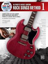 Alfred's Basic Guitar Rock Songs Method, Bk 1